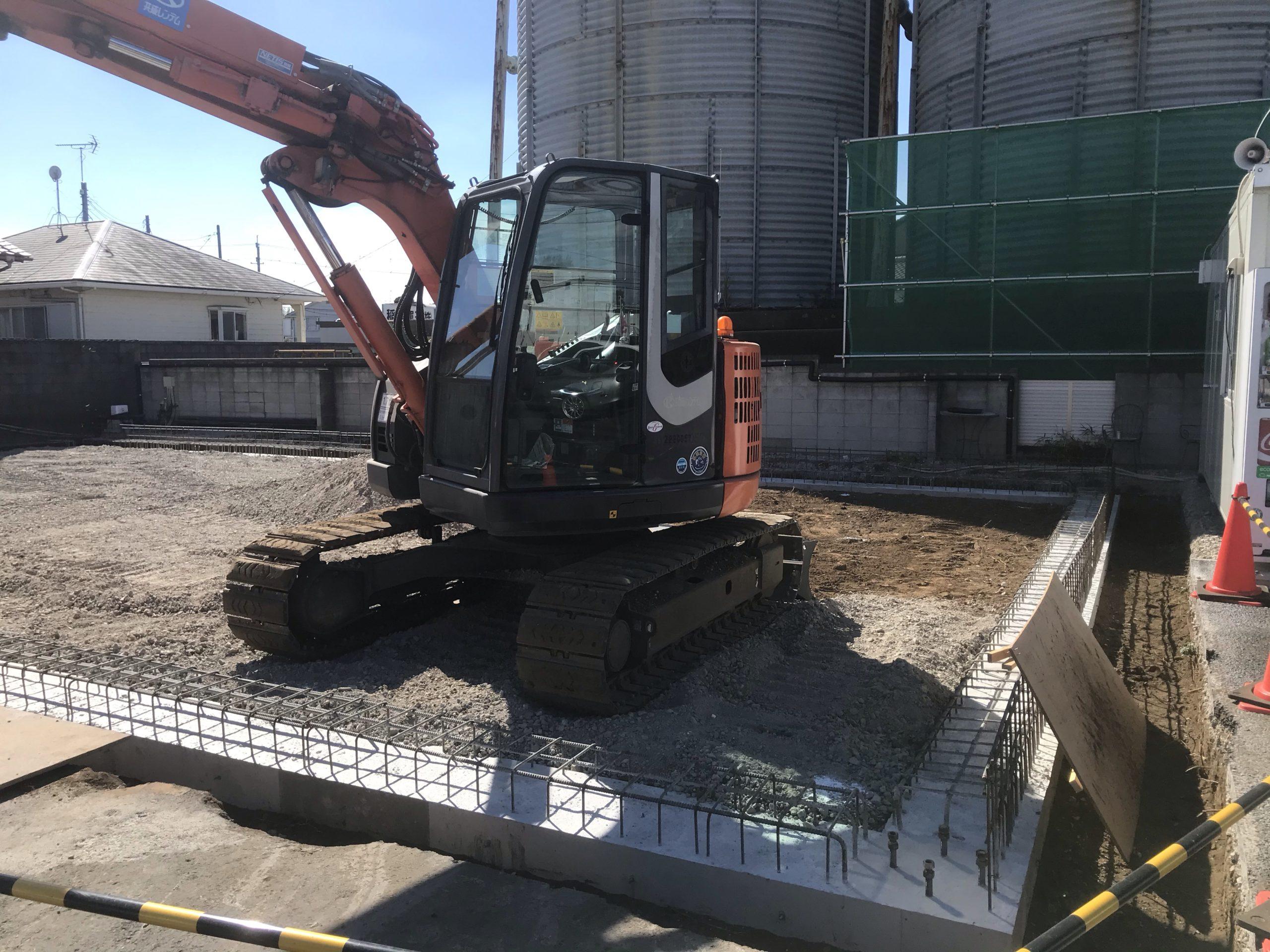 オーテックプラス 新工場建設工事