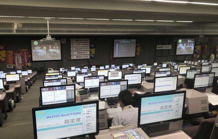 JU静岡 青年部オークション