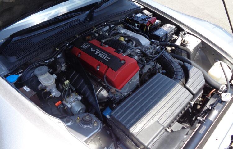 S2000 エンジン